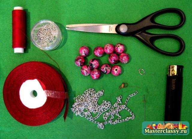 шарики из бисера своими... как сплести розу из бисера схема. как делать паука из бисера. накладной воротник своими...