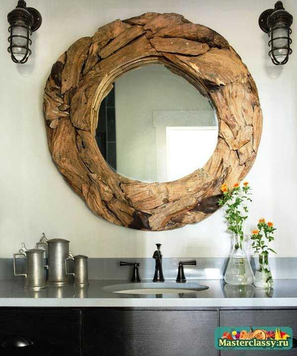 Зеркала и рамки своими руками