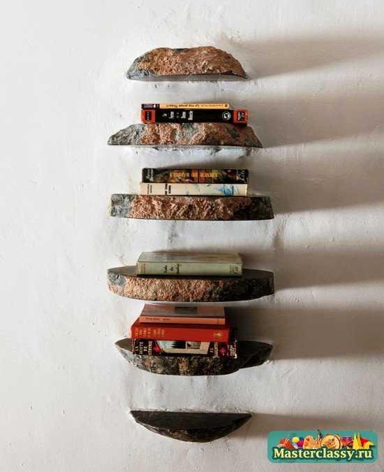 Декор на стену своими руками на даче