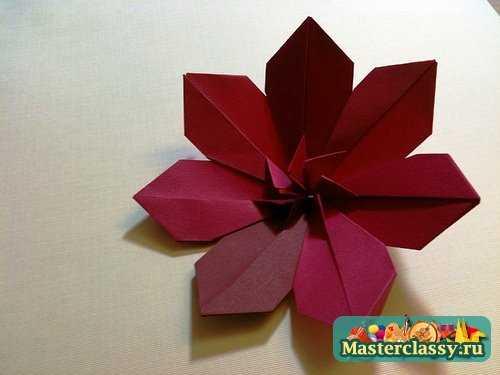 на модульное оригами.