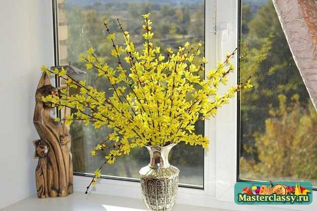 Цветы из бисера для украшения