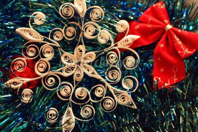 новогодние поделки из салфеток своими руками видео