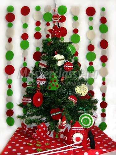 Новогодние игрушки своими руками бесплатно фото 293