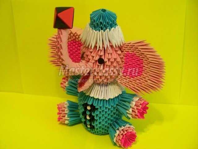 Модульное оригами страна мастеров мастер классы