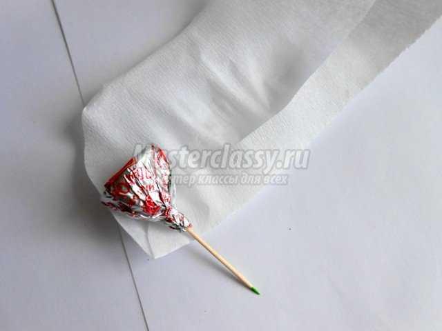 Как сделать упаковку конфету фото 913