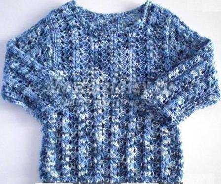 Схемы вязания для детей