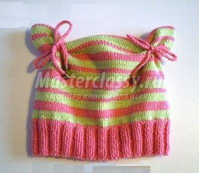 Схемы вязания для девочек