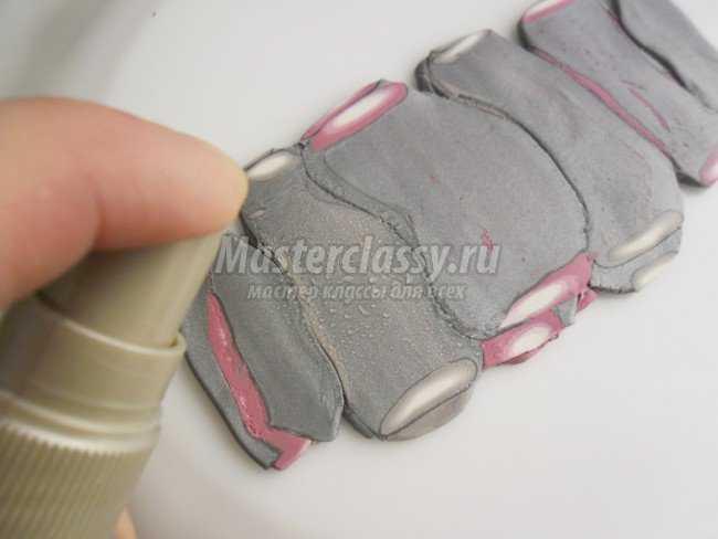 Бусы из полимерной глины своими руками. Хидэн Мэджик и чечевицы. Мастер класс с фото