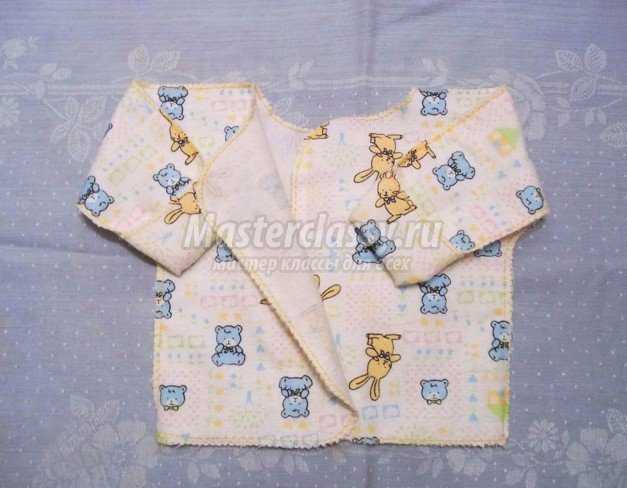 Спальный мешок для новорожденных своими руками сшить