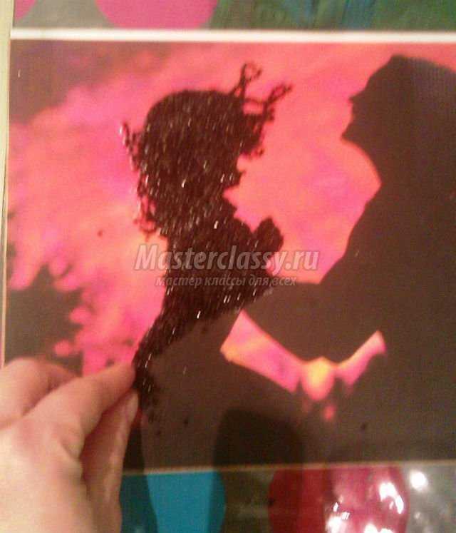 Картина из бисера Ты - Мое Солнышко Мастер класс с пошаговым фото.
