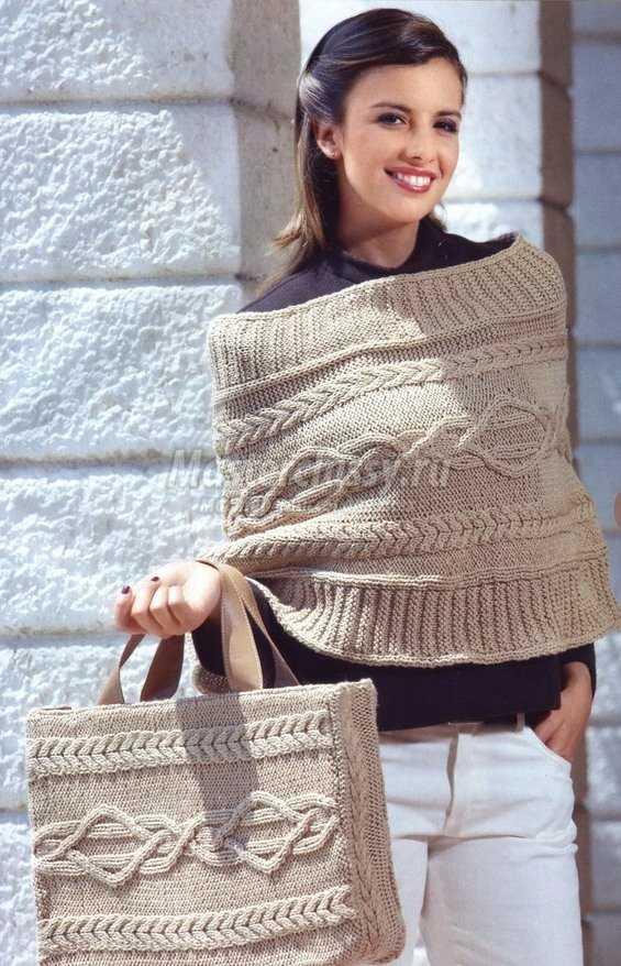 Вязание сумок » Master classy