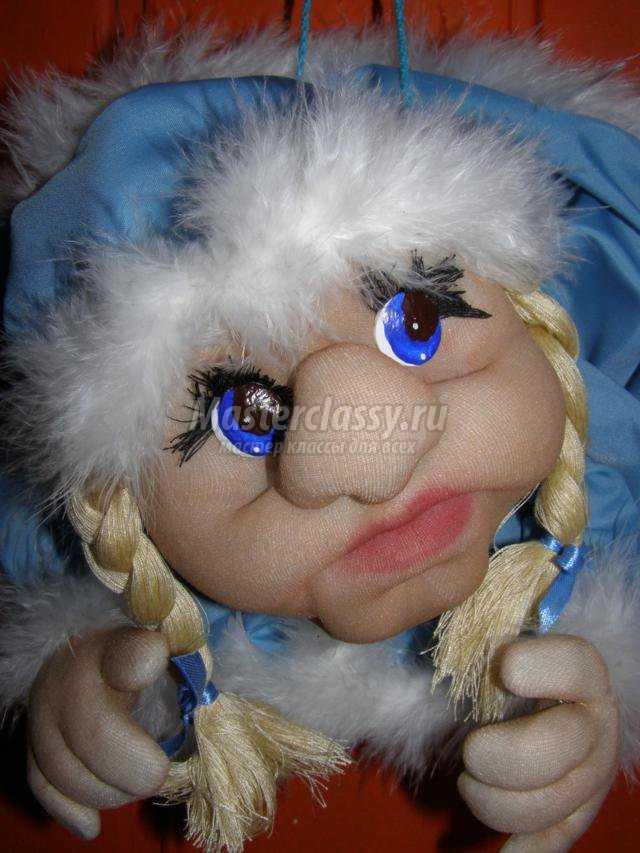 Как сделать куклы попики своими руками фото