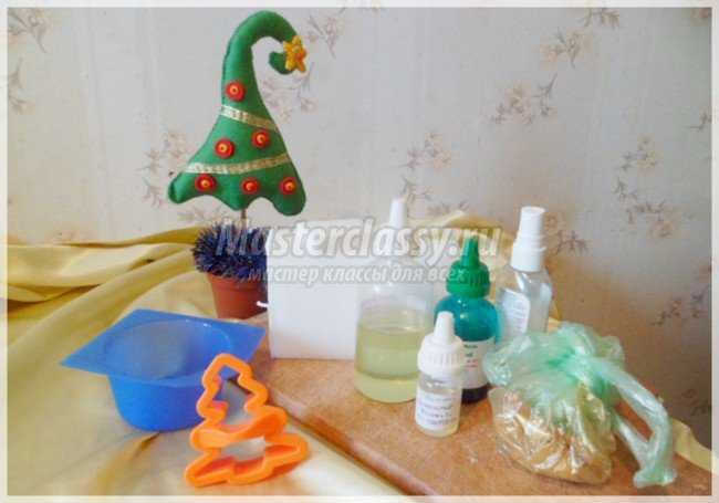 Форма для мыла своими руками