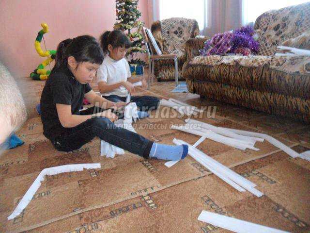 Поделки снеговика новому году 2016 своими руками