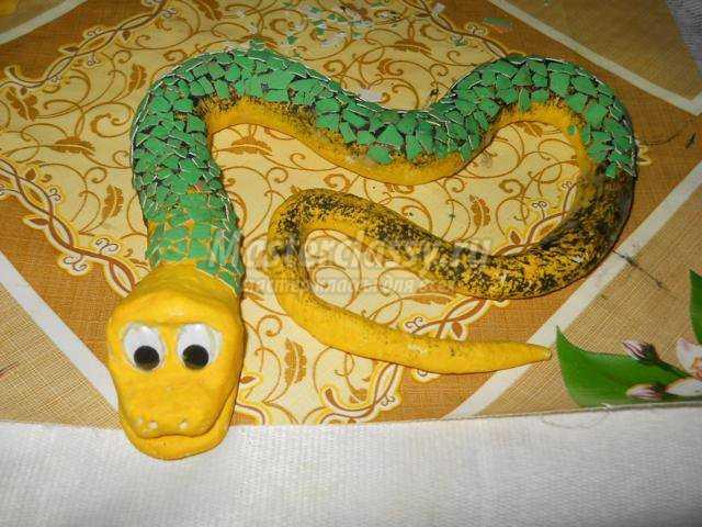 Год змеи своими руками 89