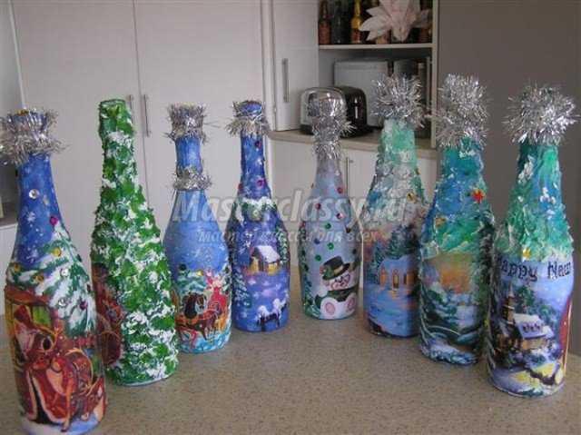 Сувениры из бутылок своими руками - Stroy-lesa11.ru