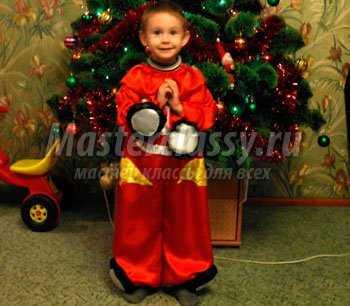 Ангел новогодний костюм своими руками