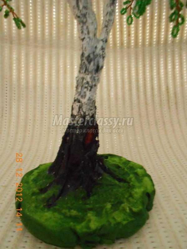 Бисероплетение деревья пошаговое - Делаем фенечки своими руками.