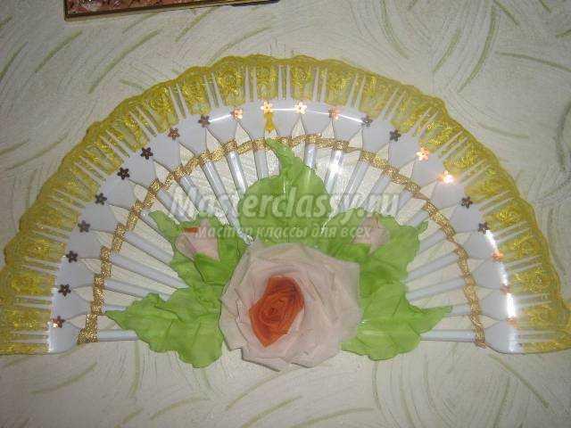 Поделки из искусственных цветов своими руками