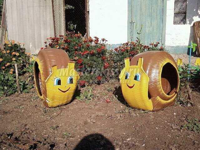 Фото – поделки сада своими руками