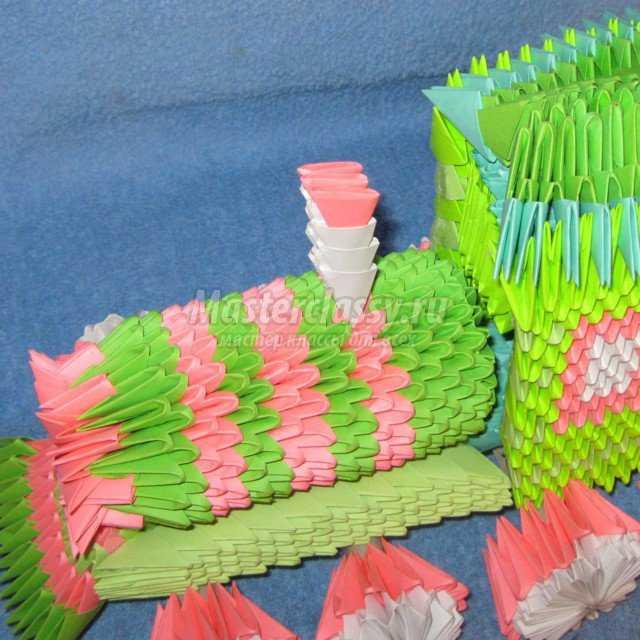 Плетение из провода корзин