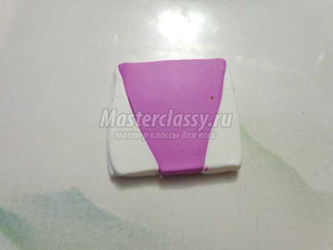 Фиолетовая машина фото