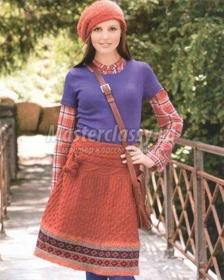 Общее Вязание/Юбки платья костюмы. вязание.  Это цитата сообщения.