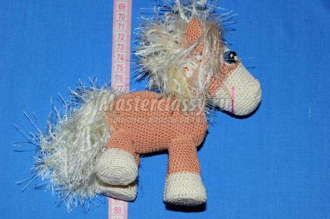 чем купить лошадка амигуруми мастер класс Сытин -настрои слушать