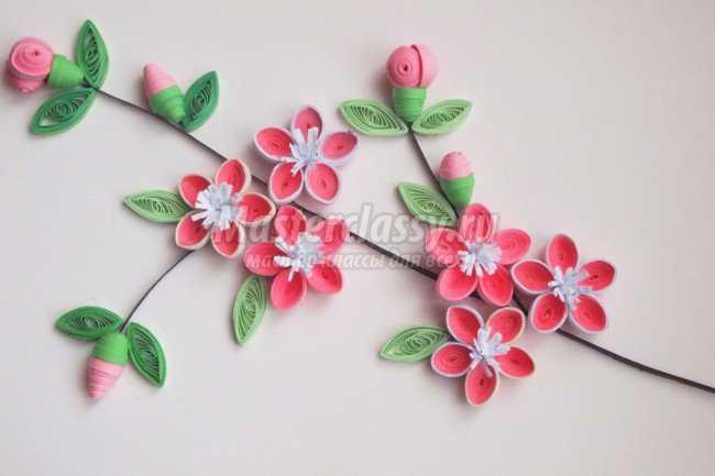 Картина с квилинга - Цветы из бумаги квиллинг картины магазин все