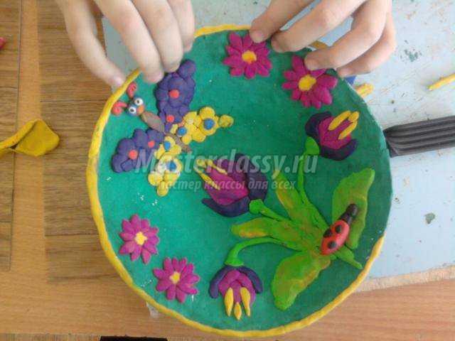 Как сделать тарелку из папье-маше своими руками