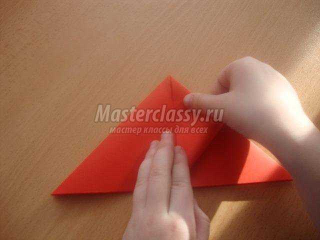 Оригами с пошаговое для начинающих
