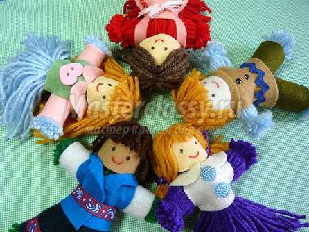Как сделать куклу успешница своими руками