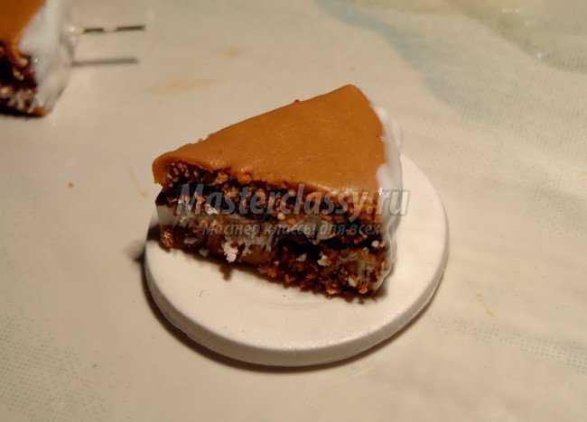 Комплект Клубника из полимерной глины
