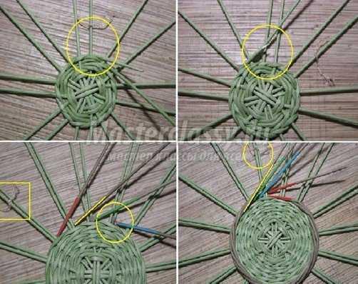 Поделки из подкассетников дисков