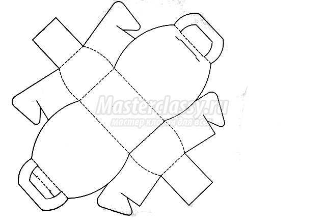 Рисунки Коробочки из бумаги своими руками по