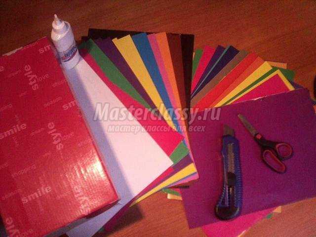 Домик Из Бумаги Поделки | Бумагу Гну