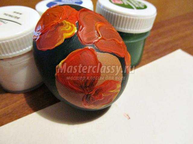 2 этап - оплетение макушек. i . оплетение яиц бисером для начинающих.  Схемы для оплетения яиц. . маки з бисера . .