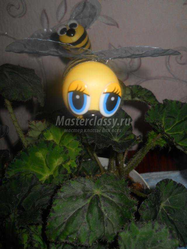 Поделки из киндер яиц для детского сада
