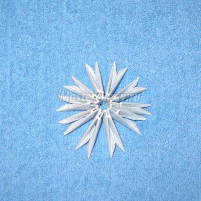 Рыба. Модульное оригами