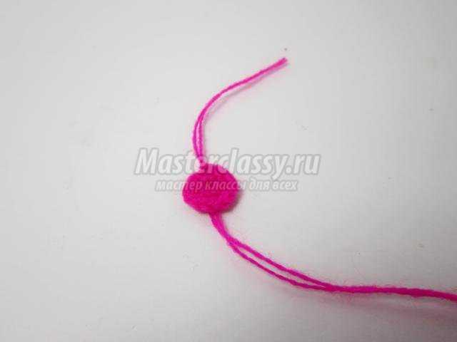 вязание игрушек амигуруми. Нюша