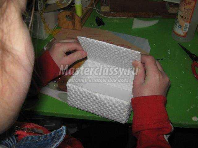 Как сделать шкатулку своими руками поэтапно с фото