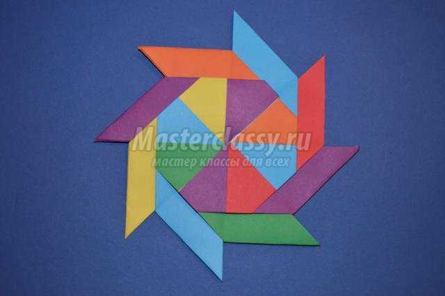 Модульный оригами трансформер