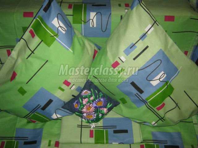 шьем постельное белье своими руками