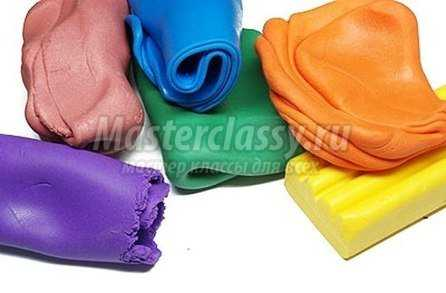 Как сделать полимерную глину