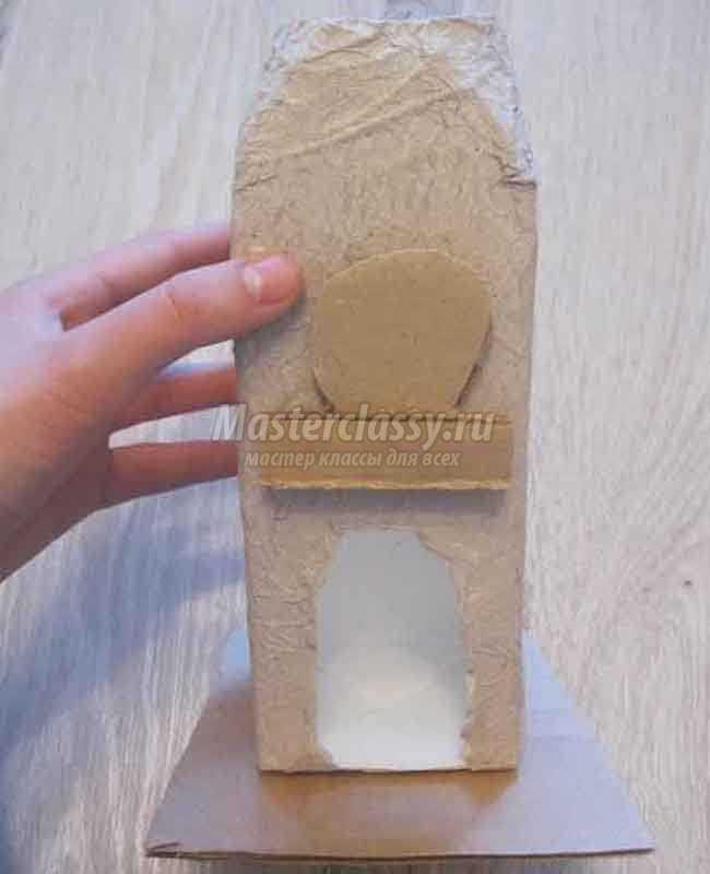 Мастер класс из туалетной бумаги