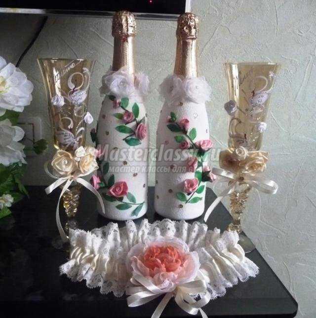 Мастер класс свадебные мелочи своими руками 92