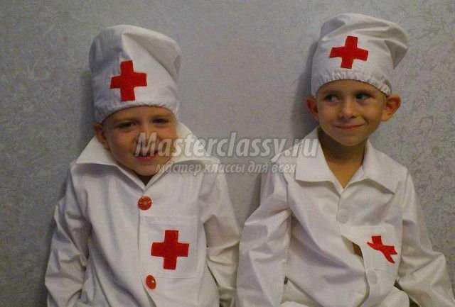 Новогодний костюм Доктор Айболит