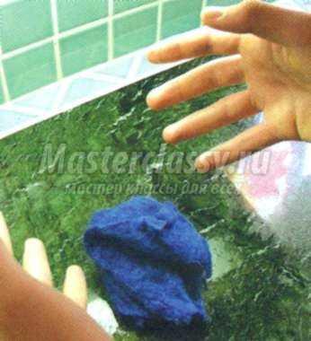 Обработка паром при валянии в купе с отбиванием - один из технологических процессов производства войлочных либо...