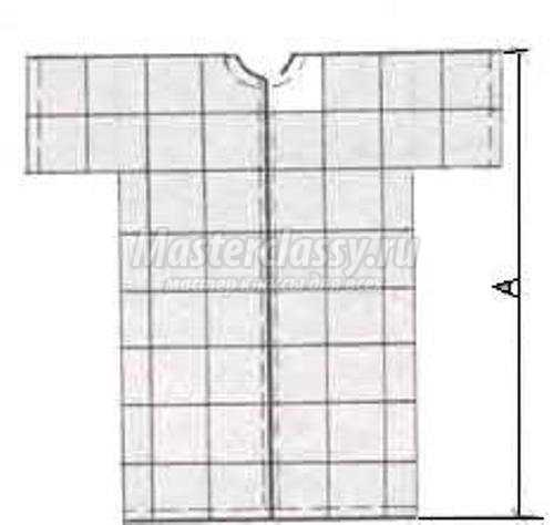 Как сшить домашний халат?