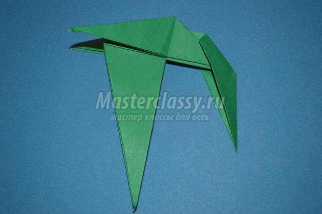 Оригами с пошаговым фото